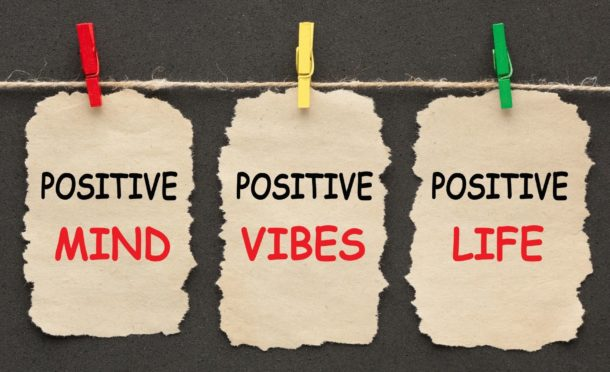 A better attitude in the path of wellbeing
